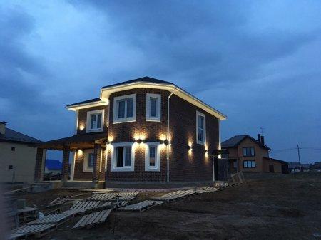 Строительство домов из арболитовых блоков под ключ