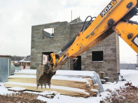 Начинаем строительство уже с 1 марта 2019 года. Торопитесь, весна скоро!