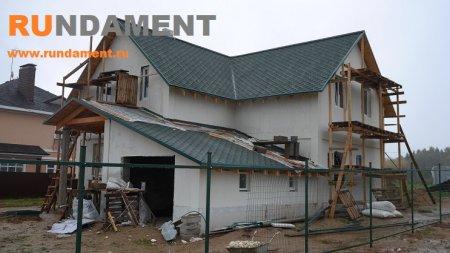 Скидка на строительство домов 8%, в честь 8-го марта!