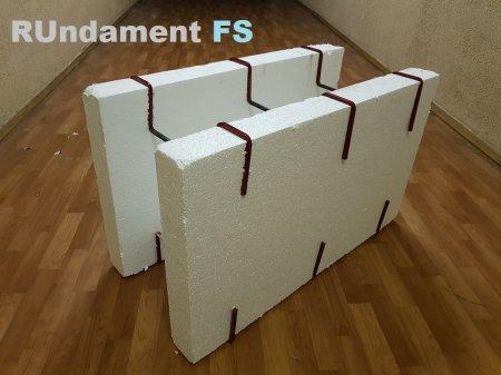 Фундаментные блоки RUndament FS