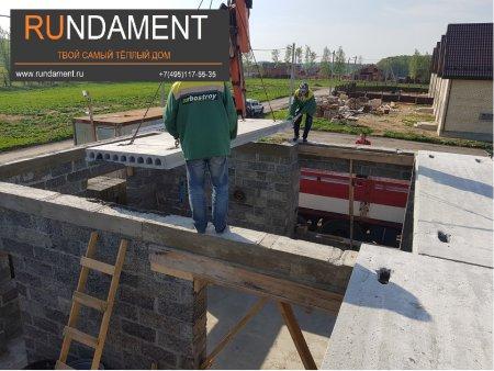 Подходы в строительстве домов из арболита.