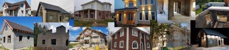 Строительство домов из арболита - стоимость строительства домов.