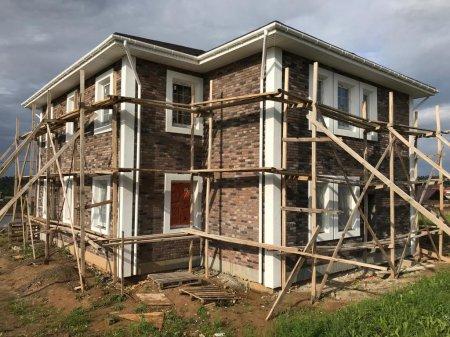 Закажи строительство дома из арболита!