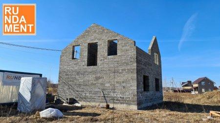 Фото дома из арболита 2020 - 1