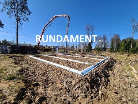 Фото фундаментов 2021 - 1